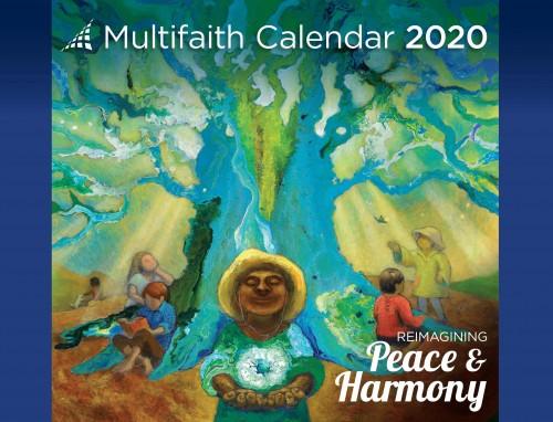Interfaith Calendar 2020 MultiFaith Calendar