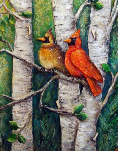 2017 MFC_'We Are The Cardinals' by Raya Finkelson big